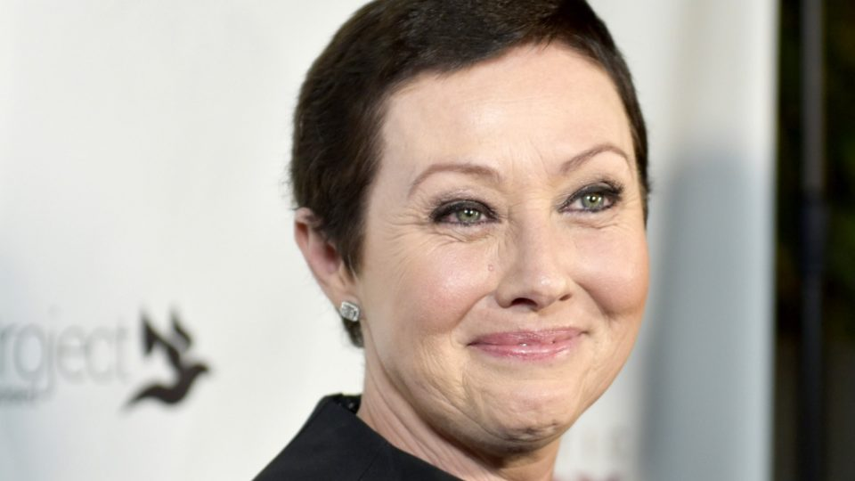American Actress: Shannon Doherty
